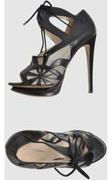 Nicholas Kirkwood Platform Sandals - Lyst