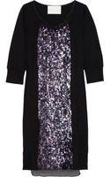 Thread Social Paillette-embellished Jersey Dress - Lyst