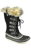 Sorel Joan Of Arctic - Black Weather Proof Boot - Lyst