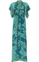 Issa Print Maxi Dress - Lyst