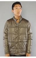 Cheap Monday The Za Jacket in Army - Lyst