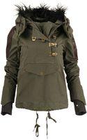 Nicholas K O-218 Sultan Jacket W/ Fur - Lyst
