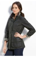 Barbour Waxed Cotton Jacket - Lyst