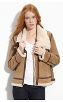 Joie Genuine Shearling Jacket - Lyst
