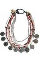 Erickson Beamon Short Tribute Necklace - Lyst