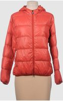 Stefanel Down Jackets - Lyst