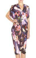 Zero + Maria Cornejo Hibiscus Kou Dress - Lyst