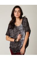 Free People We The Free Batwing Graphic Tee - Lyst
