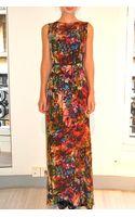 Erdem Jane Long Dress - Lyst