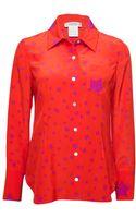 Sonia By Sonia Rykiel Star Button-down Shirt - Lyst