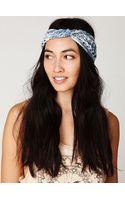 Free People Desert Ombre Headwrap - Lyst