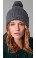 DSquared2 Knit Cap - Lyst