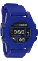 Nixon The Unit Round Digital Watch - Lyst