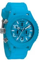 Nixon The 42-20 Rubber Chrono Watch - Lyst