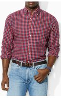 Polo Ralph Lauren Classic Fit Sport Shirt - Lyst