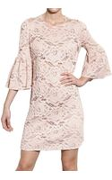 Dolce & Gabbana Cotton Lace Dress - Lyst