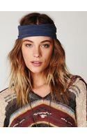 Free People Space Dye Headwrap - Lyst