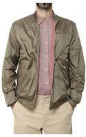Maison Martin Margiela Nylon Bomber Sport Jacket - Lyst