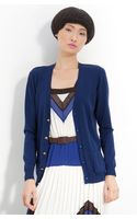 Milly Selma Cardigan - Lyst
