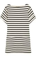 By Malene Birger Nagat Striped Cotton Tunic - Lyst