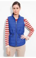 Lafayette 148 New York Quilted Vest - Lyst