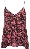 Topshop Pink Petal Strappy Cami By Boutique - Lyst
