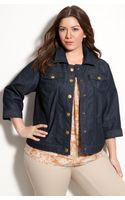 Sejour Denim Jacket - Lyst