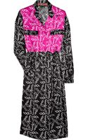 Duro Olowu Printed Silk-satin Dress - Lyst