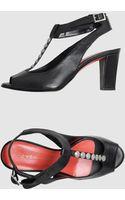C'n'c' Costume National Highheeled Sandals - Lyst