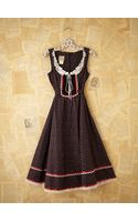 Free People Vintage Gunne Sax Dress - Lyst
