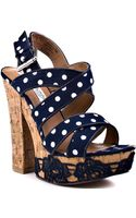 Naughty Monkey Bourdois - Navy - Lyst