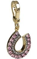 Juicy Couture Horseshoe Charm - Lyst