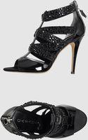 Casadei Highheeled Sandals - Lyst