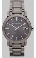 Burberry Stainless Steel Watch - Lyst