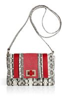 Anya Hindmarch Red Mini Gracie Crossbody Bag - Lyst