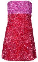 P.a.r.o.s.h. Sequin Dress - Lyst