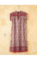 Free People Vintage Paisley Tunic Dress - Lyst