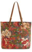 The Sak Artist Circle Shopper - Lyst
