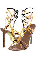 Sergio Rossi Sandal Heels - Lyst