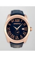 Orefici Watches Classico Watch Navy - Lyst