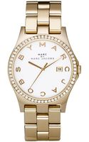 Marc By Marc Jacobs Henry Glitz Watch 39mm - Lyst