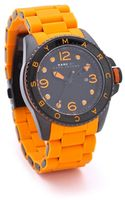 Marc By Marc Jacobs Diver Watch - Lyst