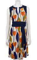 Tory Burch Atley Dress - Lyst