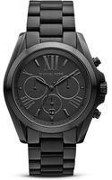 Michael Kors Michael Brushed Stainless Steel Chronograph 43mm - Lyst
