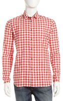 Diesel Saxin Gingham Shirt - Lyst
