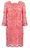 Emilio Pucci Beaded Lace Dress - Lyst