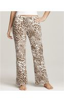 In Bloom By Jonquil Animal Patch Knit Pants - Lyst