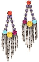 Dannijo Eyre Earrings - Lyst