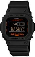 G-shock Mens Digital Army Green Resin Strap Watch  - Lyst