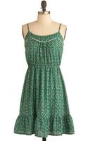 ModCloth You Look Hoot Dress - Lyst